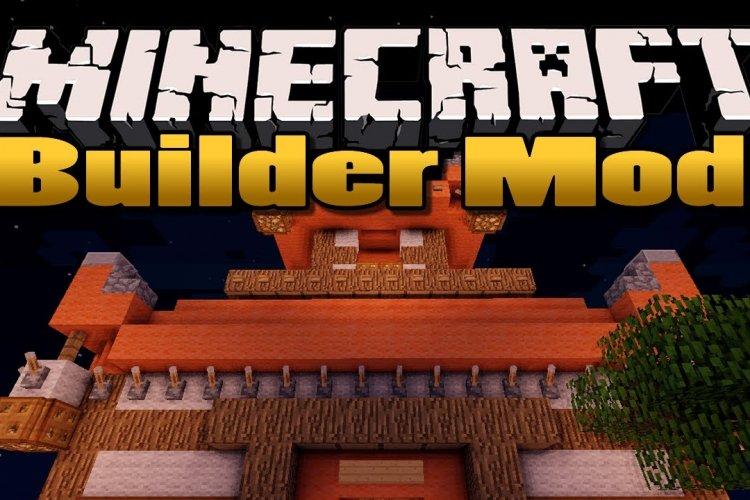 Mod: MINECRAFT BUILDERS