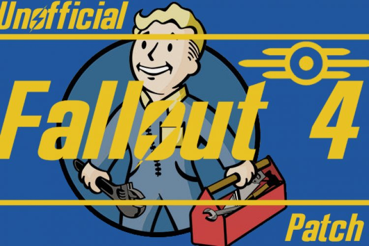 Fallout 4 Unofficial Patch - game world