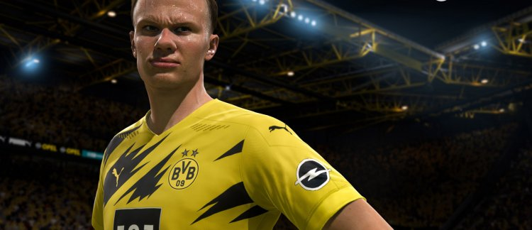 FIFA 21 - review