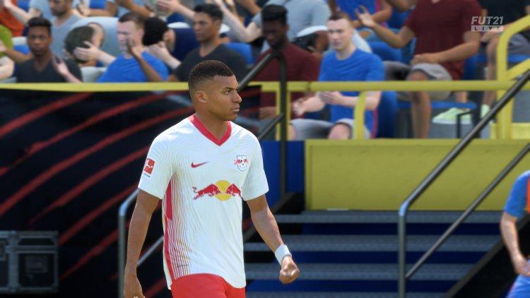 FIFA 21 - Review game - screenshot.