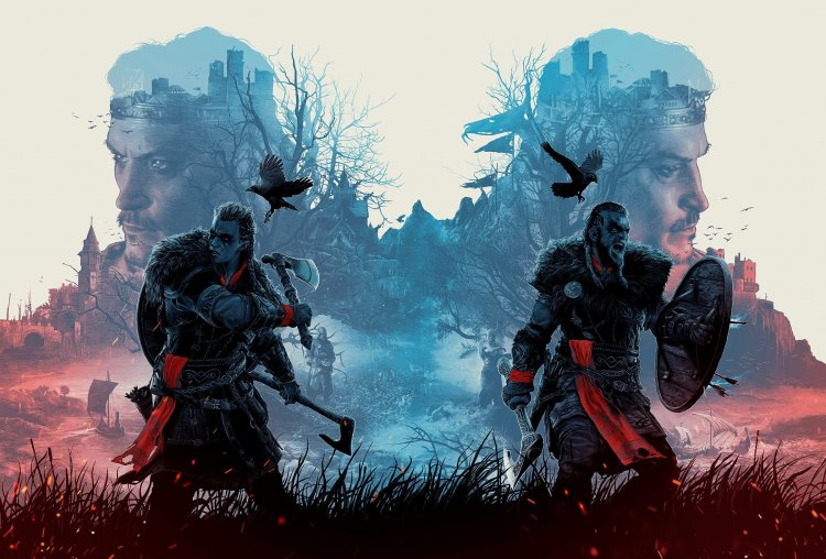 Assassin's Creed: Valhalla - New art.