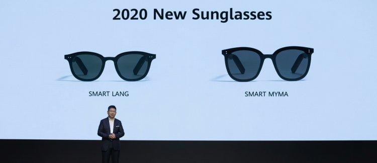 Huawei presented a collection of smart eyewear Eyewear II worth from € 299