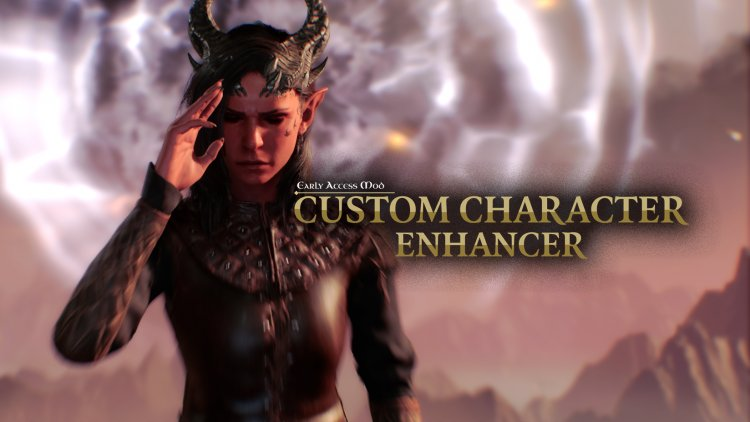 Baldur's Gate III fans have created a mod that improves character customization