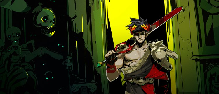Hades - a new project from the creators of Bastion and Transistor became a hit on Nintendo Switch