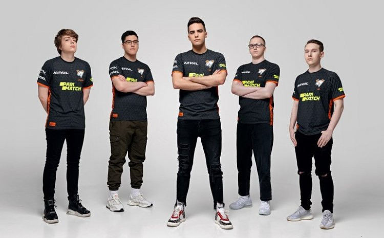 Virtus.pro officiall roster announcement