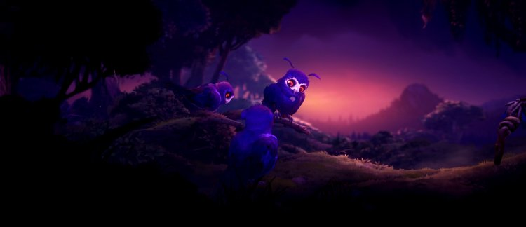 Ori and the Will of the Wisps received a patch with improvements for the Xbox Series X - 6K, 120 FPS and the highest graphics settings