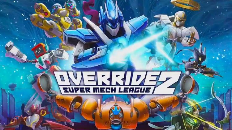Developer announced the release of Override 2: Super Mech League and showed 15 minutes of gameplay