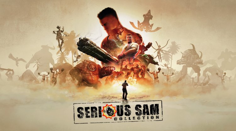 Serious Sam Collection launches on Nintendo Switch on November 17th