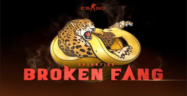 Operation Broken Fang released in CS:GO