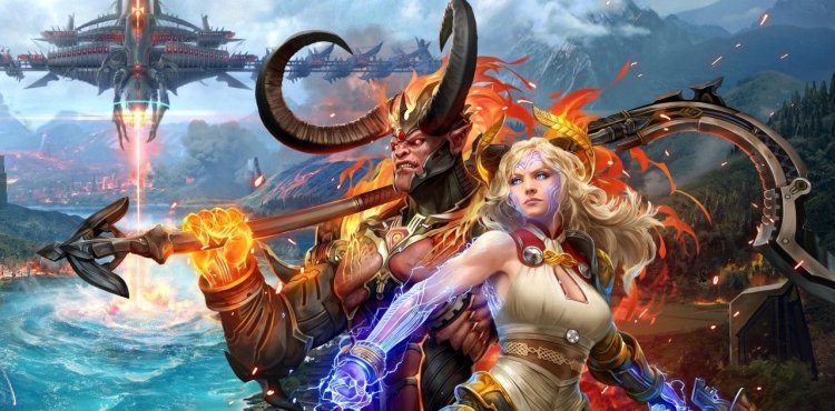 Skyforge on Nintendo Switch will be available on February 4th, 2021