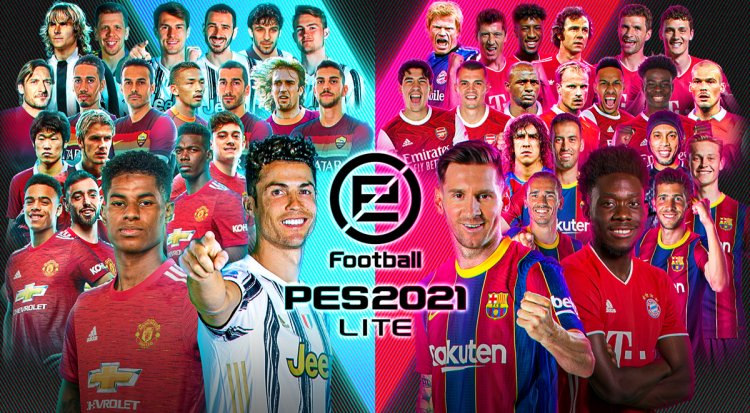 Konami has released the free-to-play version of PES 2021