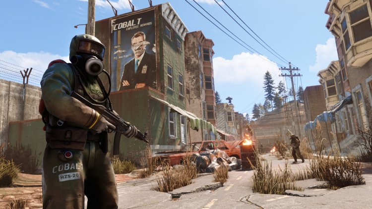 Rust on PS4 and Xbox One will be delayed until 2021