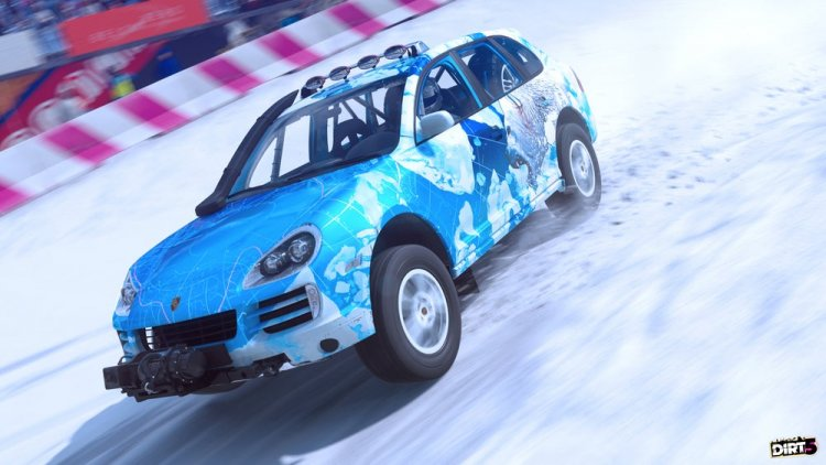 Codemasters has released official update 2.00 for DIRT 5