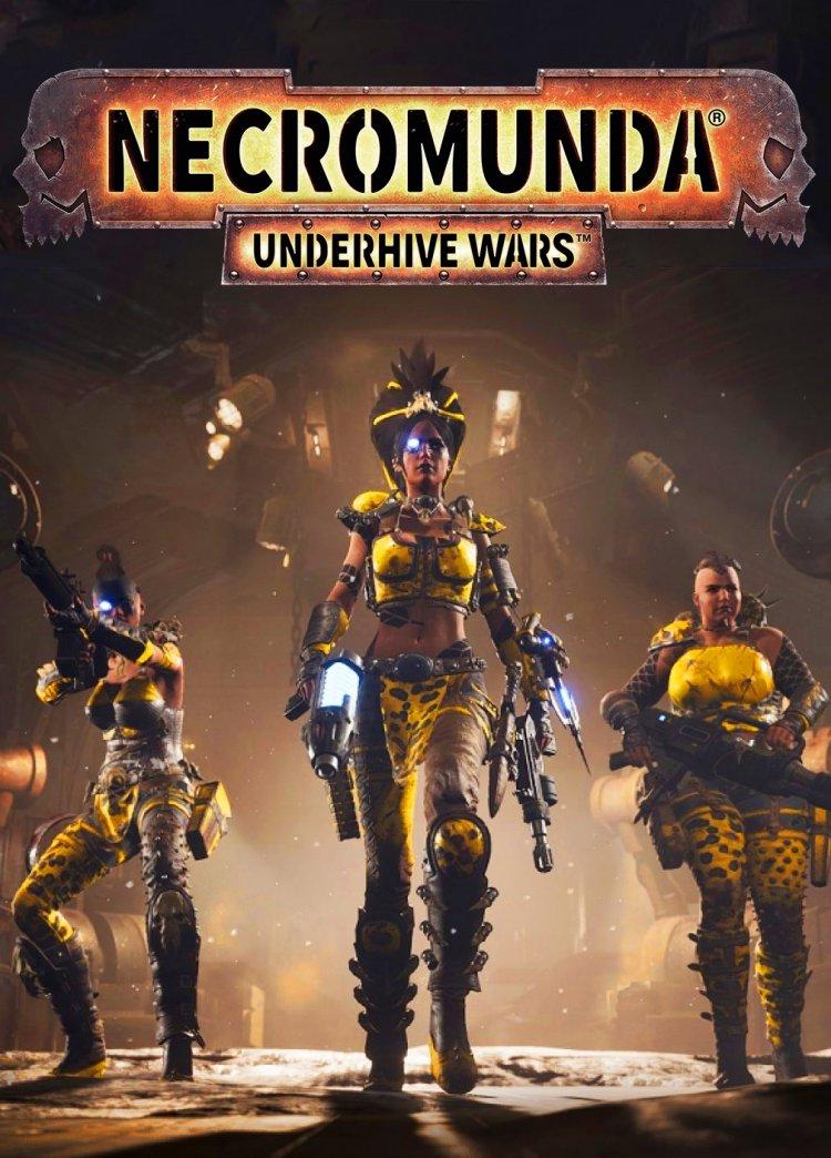 Necromunda: Underhive Wars, Van Saar Gang, trailer