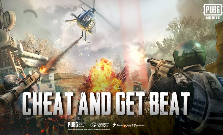 PUBG MOBILE banned about 2 million players in one week