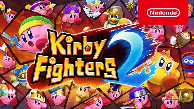 Kirby Fighters 2 - Review
