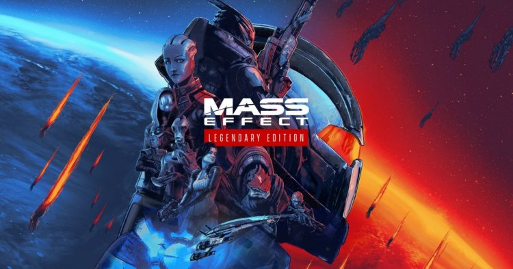 Mass Effect Legendary Edition will be released on May 14th - trailer, screenshots, DLC, N7 helmet and system requirements
