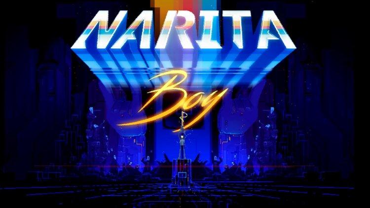 Narita Boy - Flashback to the 80s