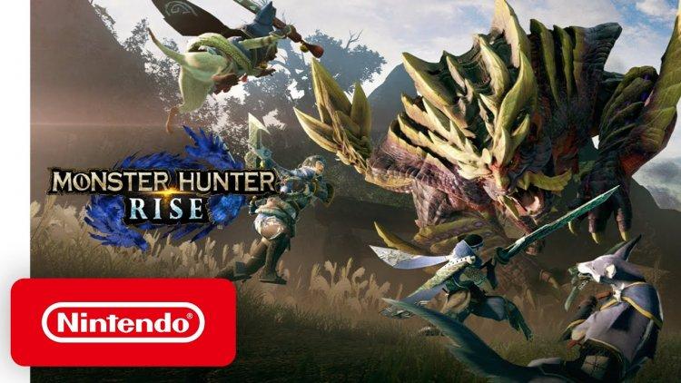 Monster Hunter Rise - customization of Paliko and Palamutes