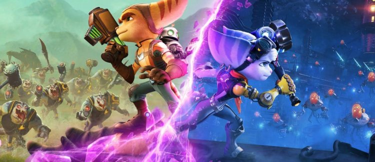 Suddenly: Ratchet & Clank: Life of Pie, the animated prequel to Ratchet & Clank: Rift Apart, premiered