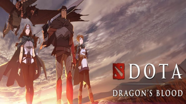 Netflix will release an anime-style series based on the popular multiplayer game Dota 2