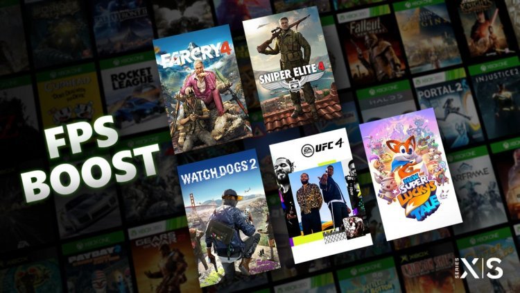 Microsoft has unveiled a new feature for the Xbox Series that boosts framerate for backward compatibility games