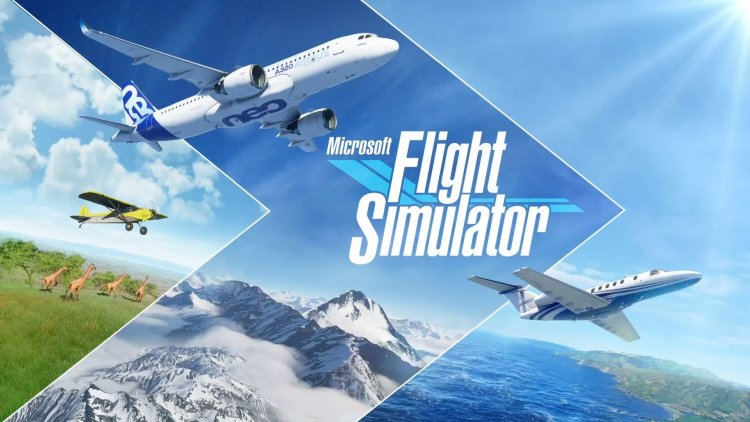 Microsoft Flight Simulator has received an update with improved details for UK and Ireland