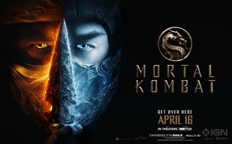 The official trailer for the upcoming film based on the Mortal Kombat universe