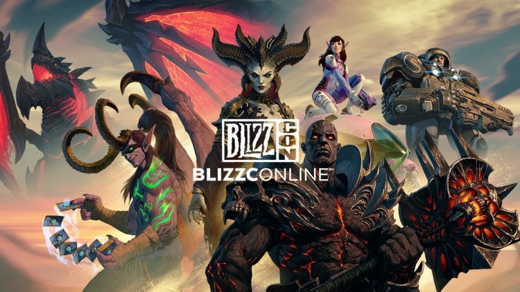 BlizzConline 2021 Opening Ceremony Announcements