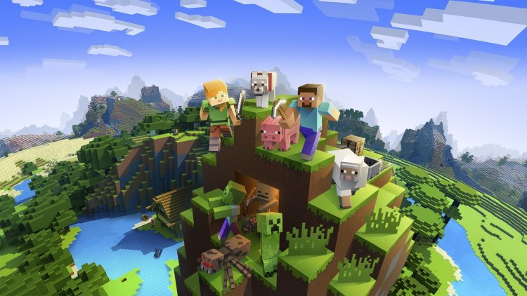 You can earn real money by working as a gardener in Minecraft