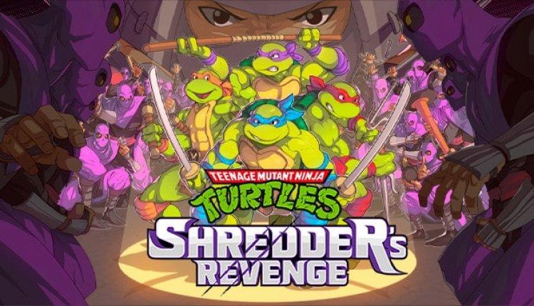TMNT: Shredder's Revenge - beat 'em up with Heroes in a Half Shell