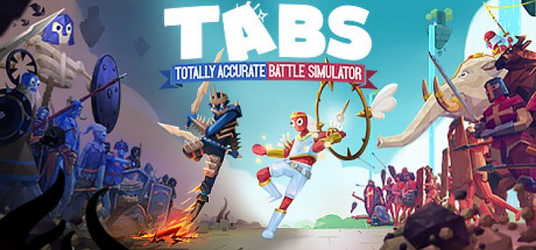 Now Available on Steam - Totally Accurate Battle Simulator