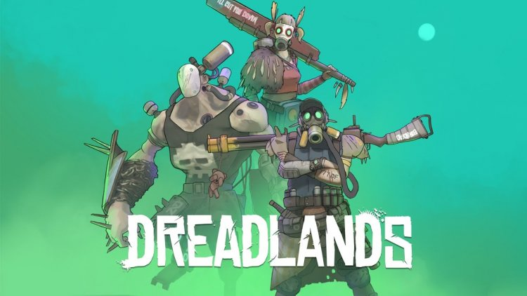 Now Available on Steam - Dreadlands, 20% off!