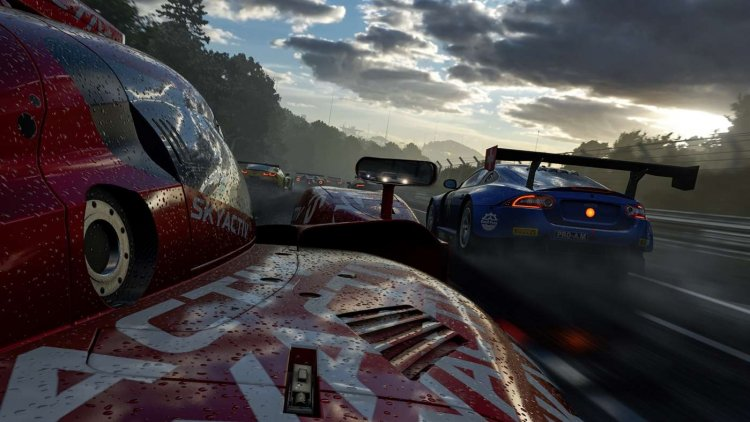 New Generation Race: Turn 10 has started sending out invitations to test Forza Motorsport for Xbox Series X|S