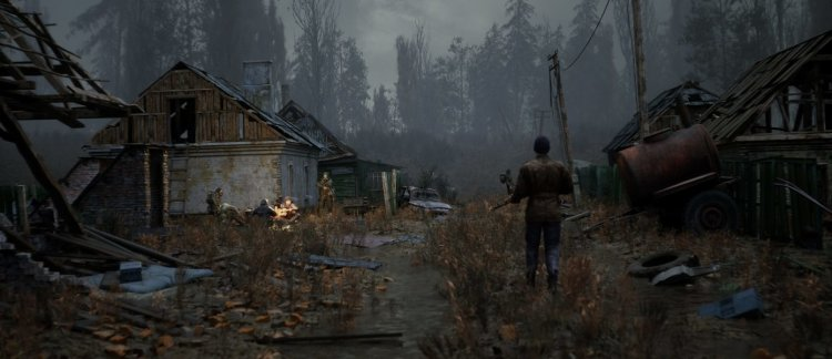 GSC Game World: S. T. A. L. K. E. R. 2 will have to go through several times to open all story content