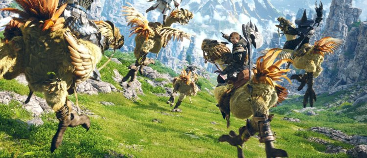 4K, DualSense support, and 3D sound: Square Enix has dated the release of the Final Fantasy XIV re-release for the PlayStation 5