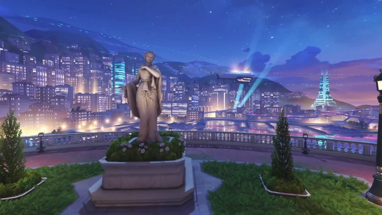 New map-Monte Carlo, cargo escort. The location plays an important role in the events of Overwatch 2.
