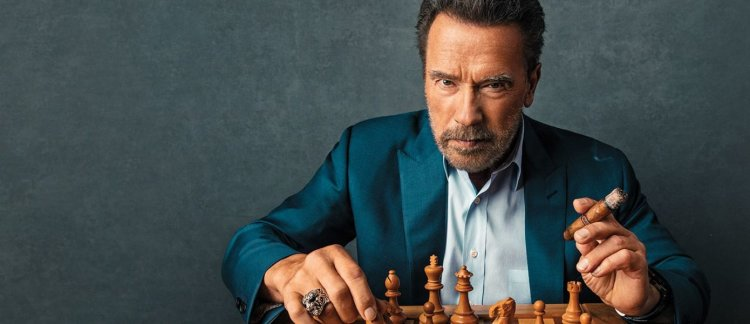 Arnold Schwarzenegger signed on for a series for Netflix in the spirit of Mr. and Mrs. Smith