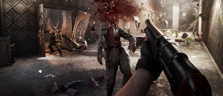 Developers of Atomic Heart showed a new screenshot - development of game is completed