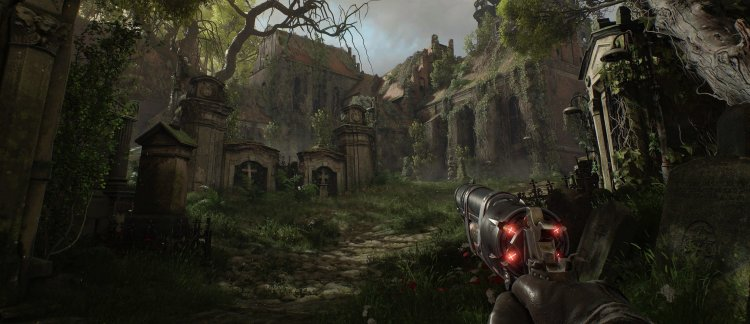 Creators of the dark fantasy shooter Witchfire showed a new gameplay of the game