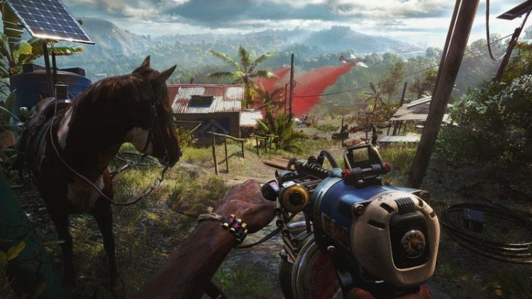 FAR CRY 6 ON NEXTGEN WORKS IN 4K AND 60 FPS