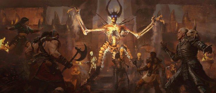 Diablo II: Resurrected began to receive ratings - critics are happy