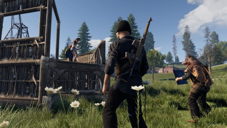 Eight years after the release, a mission system was added to Rust