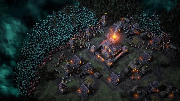 Players highly appreciated the new RTS for survival Age of Darkness: Final Stand
